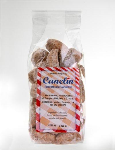 Canelìn - Biscotti alla cannella