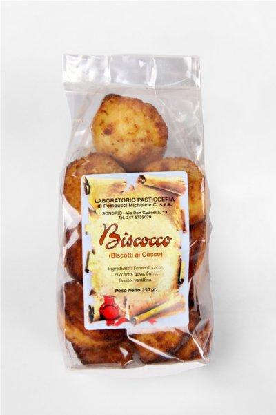 Biscocco - Biscotti al cocco