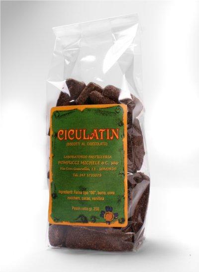 Ciculatin - Biscotti al cioccolato