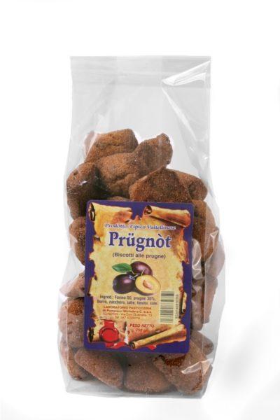 Prugnot - Bisotti alle prugne