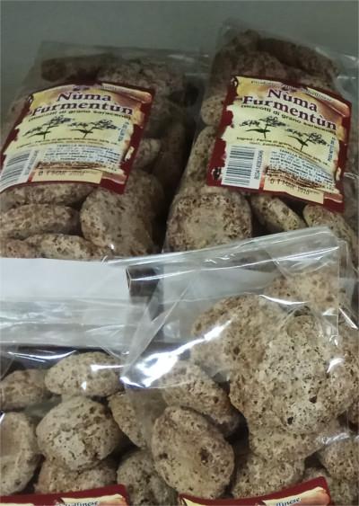 Biscotti secchi con solo farina di saracenoi