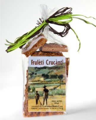 Frollini croccanti