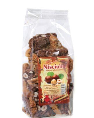 Biscotti cantuccini alle nocciole